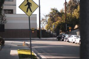 Tucson, AZ – Pedestrian Injured in Crash on S Midvale Park Rd
