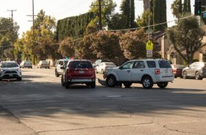 Tucson, AZ – Accident with Injuries Reported on N Van Buren Ave